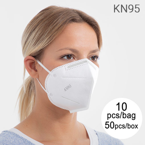 Masque Respiratoire de Protection KN95 FFP2